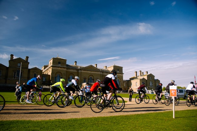 Pedal Norfolk Festival, Holkham Hall | Get on your bike for three days of events for all levels and ages. | cycle, bike, festival, fun, family, outdoors, sport, Holkham