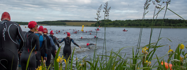 Northumberland Triathlon 2016