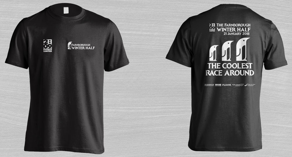 Farnborough Winter Half Technical Tee