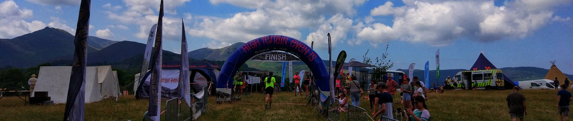 Borrowdale Trail Races 2018