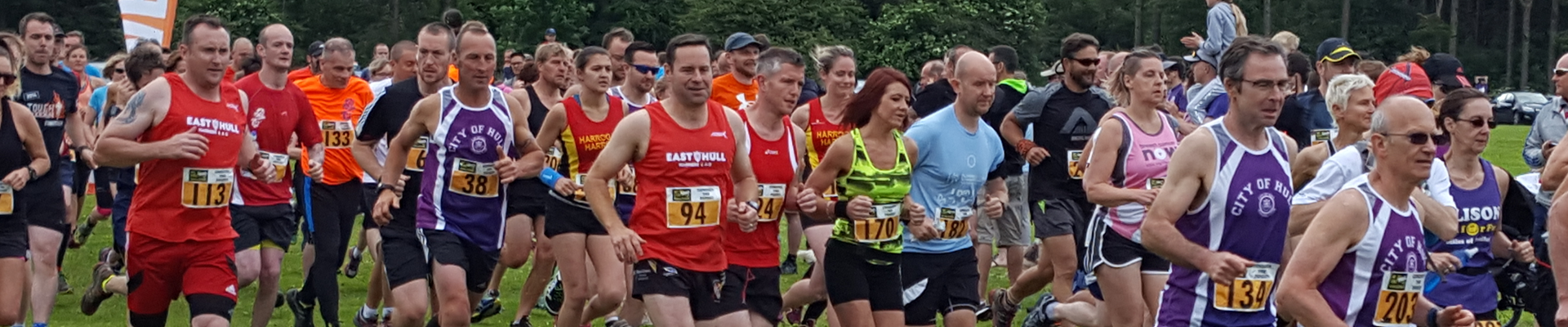 Dalby Conquer the Forest Half Marathon & 10k 2019