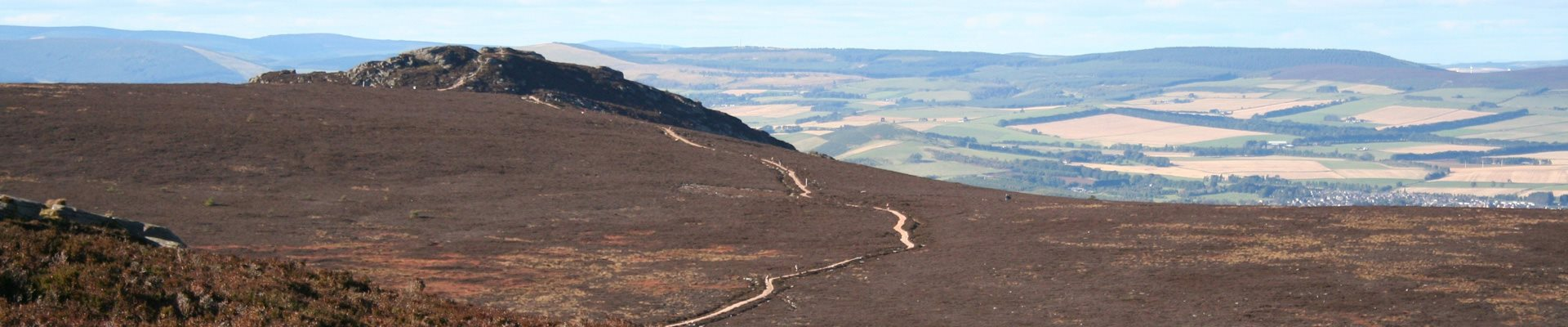 The 30th Anniversary Bennachie Hill Race 2019
