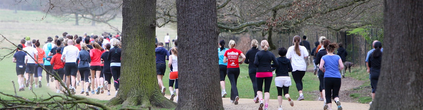 Run Richmond Park 5k & 10k Mar-7 2020