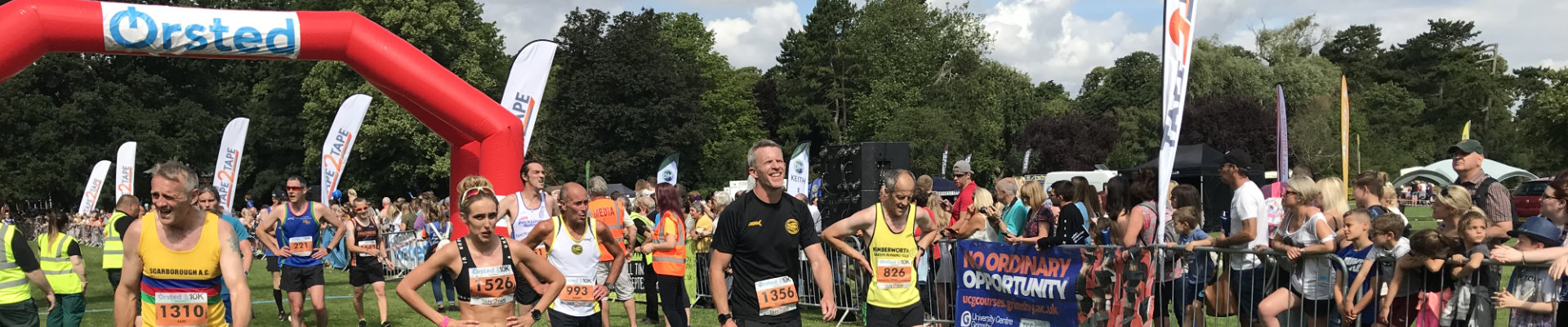 Ørsted Great Grimsby Virtual 10k 2020